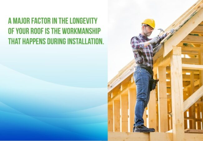 choosing a good roofing contractor is important