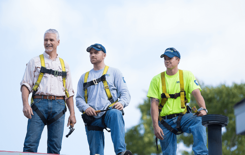Perry Roofing Contractors in Gainesville, Florida.