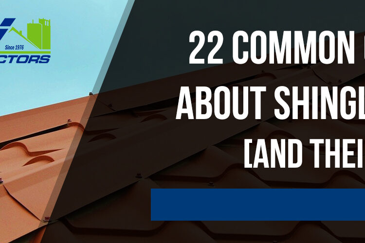 22 common questions about shingle roofing